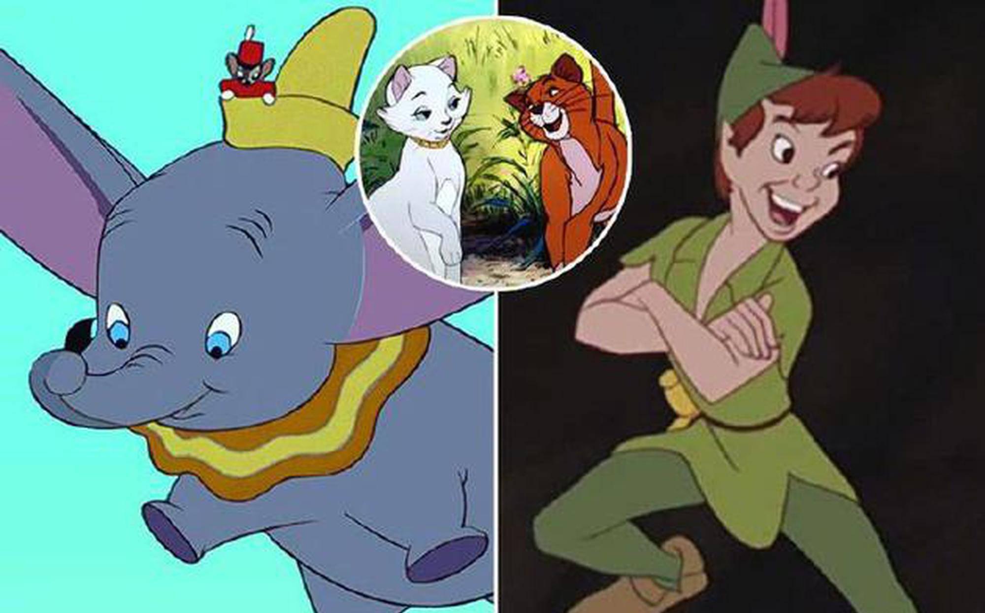 迪士尼儿童频道下架小飞象等动画电影:涉及刻板种族印星辉开户地址象