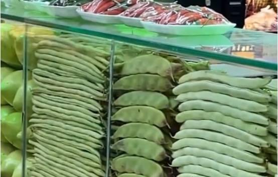 辽宁一超市蔬菜摆放太整齐引围观:买菜有技巧,营养不流失!