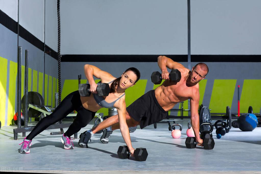 几个黄金健身原则,帮你降低体脂率,提高肌肉维度!