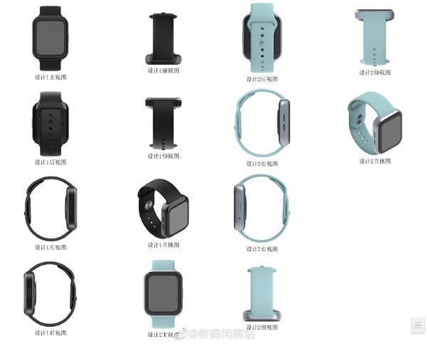 魅族18系列配置曝光 Watch外观专利公布 有望提前至Q1同台发布