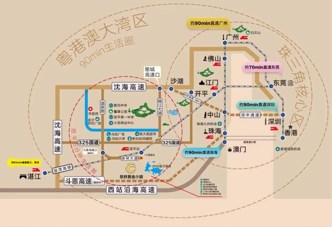 2021江门一泉林黄金小镇——楼盘信息!——背后太震惊了!