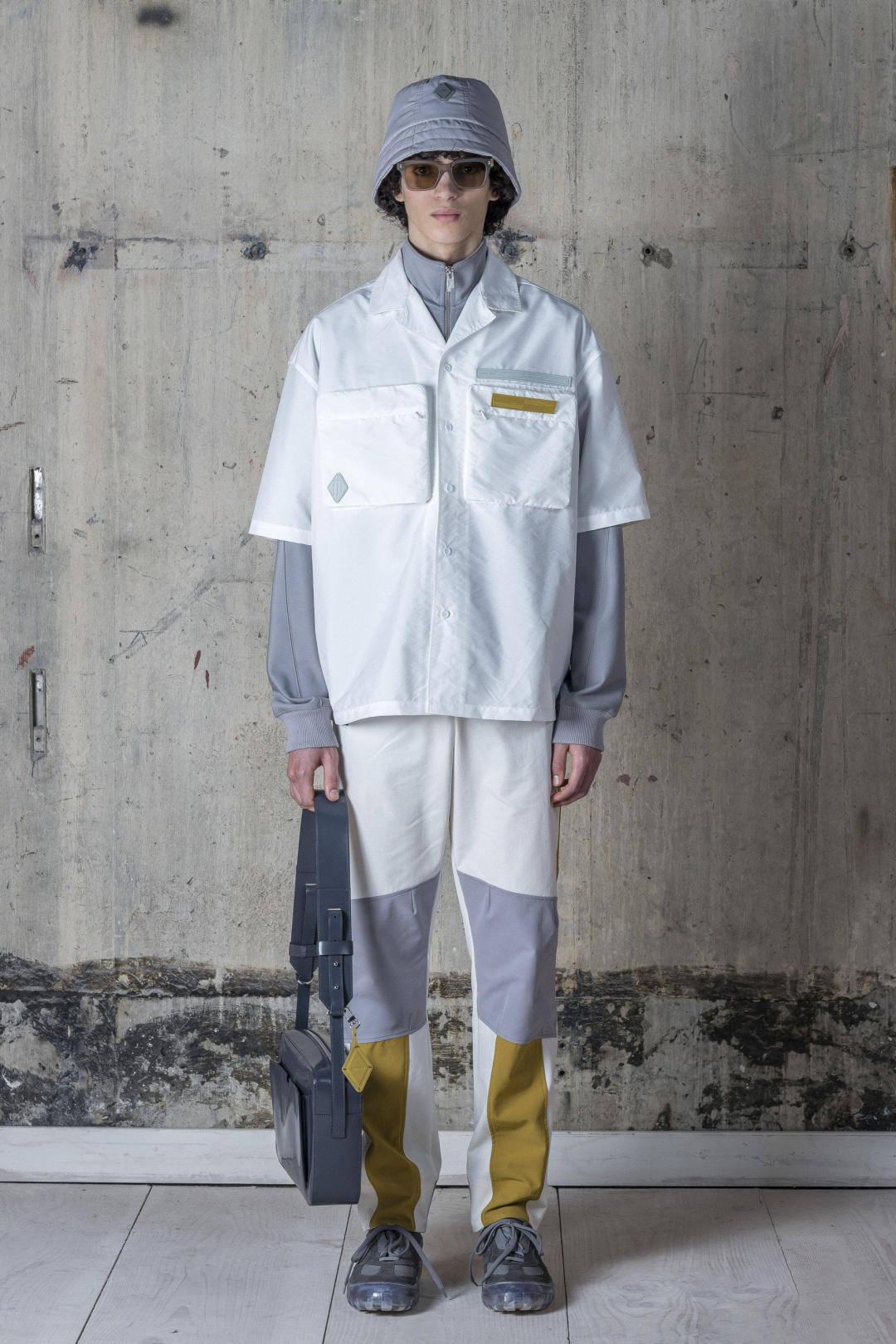 2021/22秋冬米兰男装时装周 诠释当代男装之美! 爸爸 第30张
