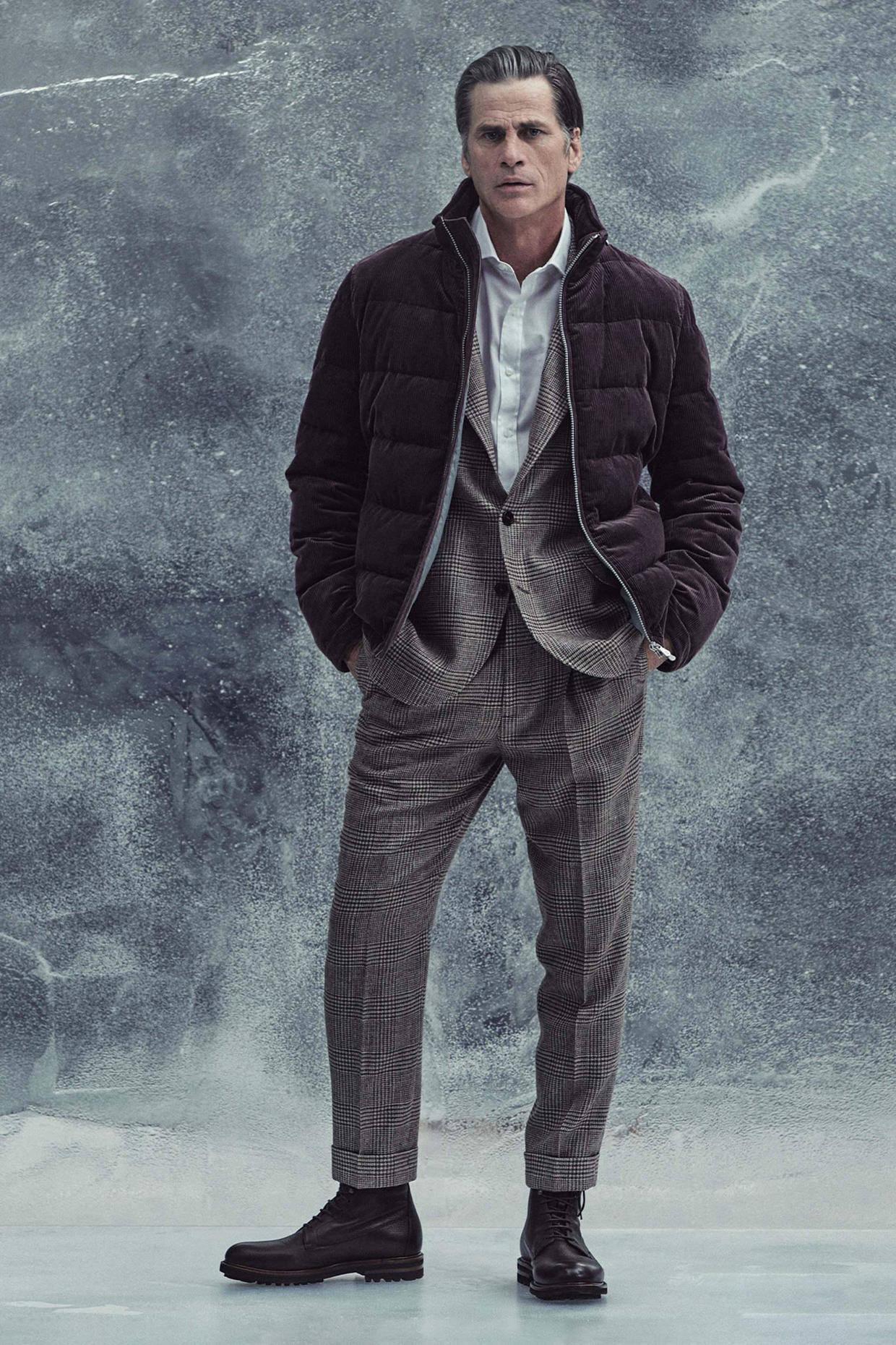 2021/22秋冬米兰男装时装周 诠释当代男装之美! 爸爸 第24张