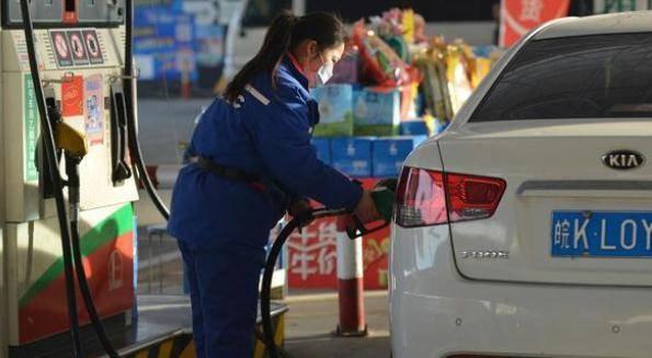 油价最新消息:今天2月5日,加油站最新92、95汽油零售价