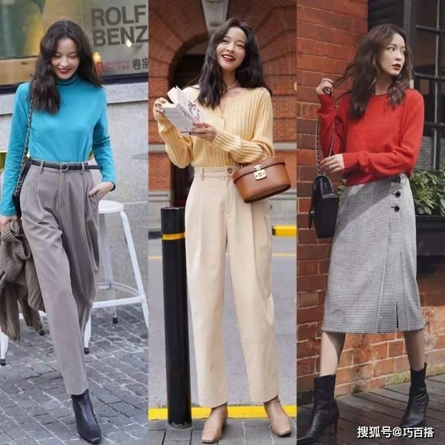 【春季穿搭高手】24套优雅高级的春季搭配,日常工作都好看!
