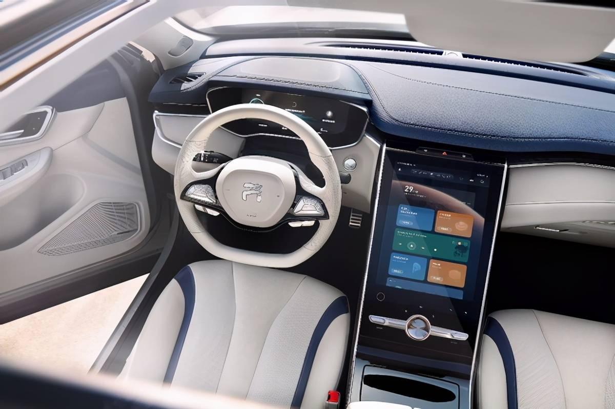 """5G智能电动SUV""MARVEL R上市,售价21.98"