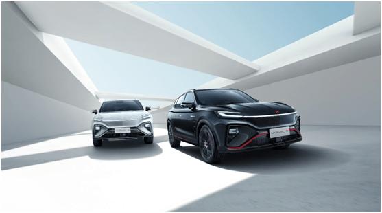 5G定义智能车SAIC R车漫威R震惊市场