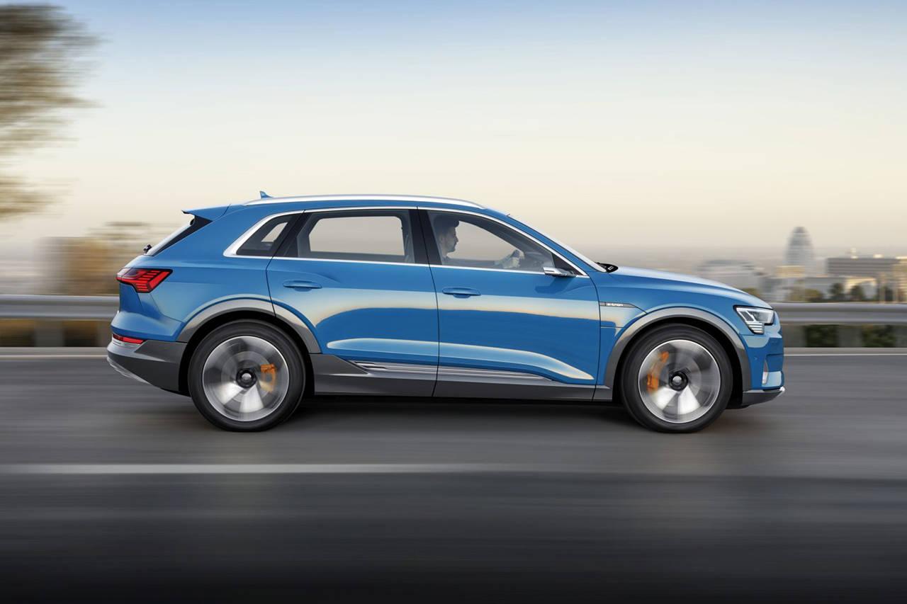2021年值得期待的新能源车——奥迪e