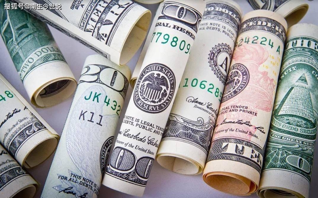 在最初的2020财年,美国财政支出高达9.8万亿美元。财政收入呢?