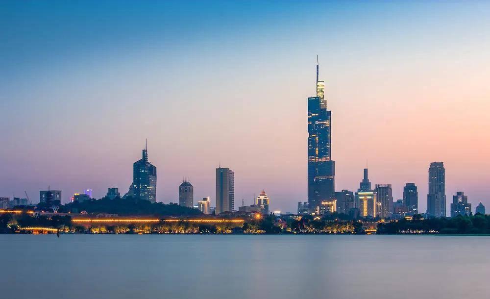 赢咖4测速:为什么是南京都市圈_城市