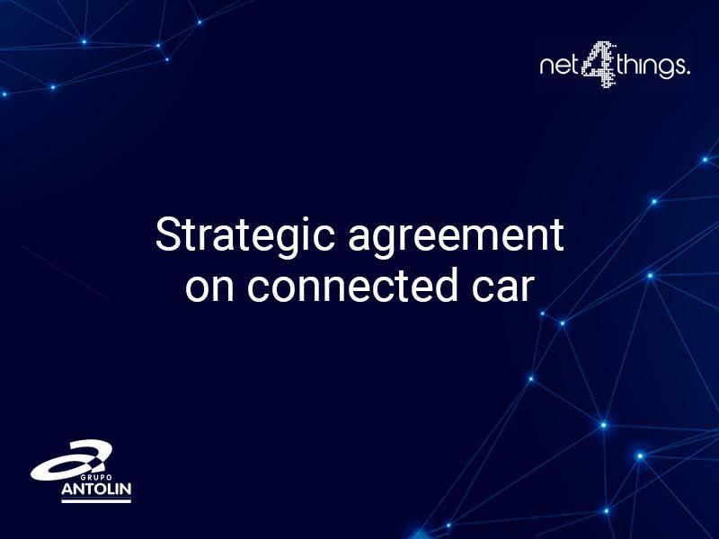 安通林集团与Net4Things签署战略协议,共同开发互联网汽车
