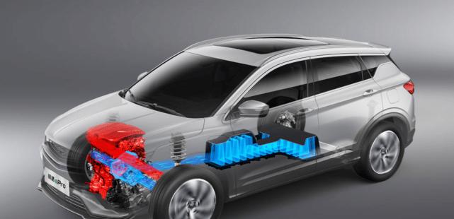 这才是国产SUV小钢炮,1.5T+混动系统,兼顾运动和实用性_ePro