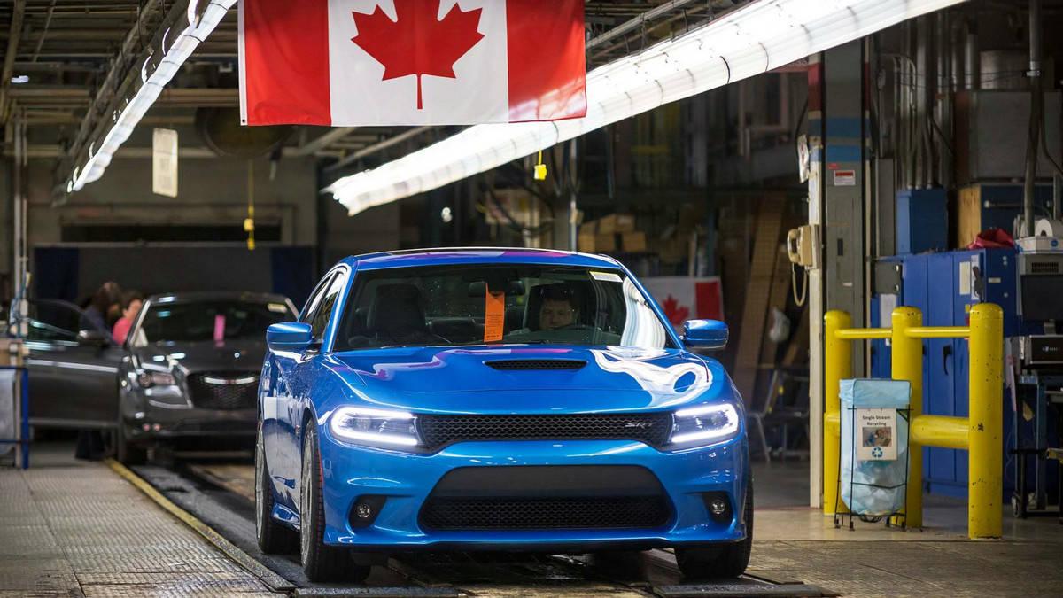 降幅超25%,加拿大去年汽车产量创1982年以来最低水平