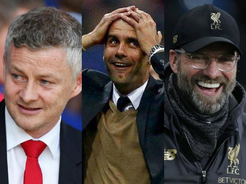 再见曼联!再见利物浦!30岁25场13球先生:曼城已经是冠军了