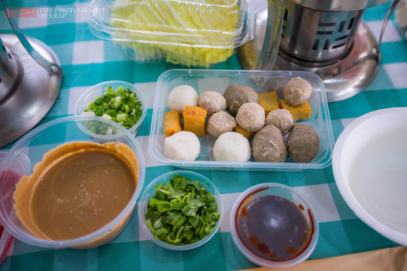 原创             逛着景区吃着火锅,浙江宁波68元一份的养生小火锅,你会吃吗?