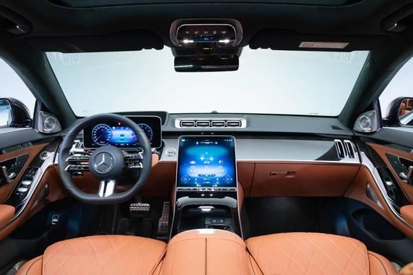 """奔驰又要爆发了,2021年推8款新车,新奔驰S成""""开胃菜""""_车型"""