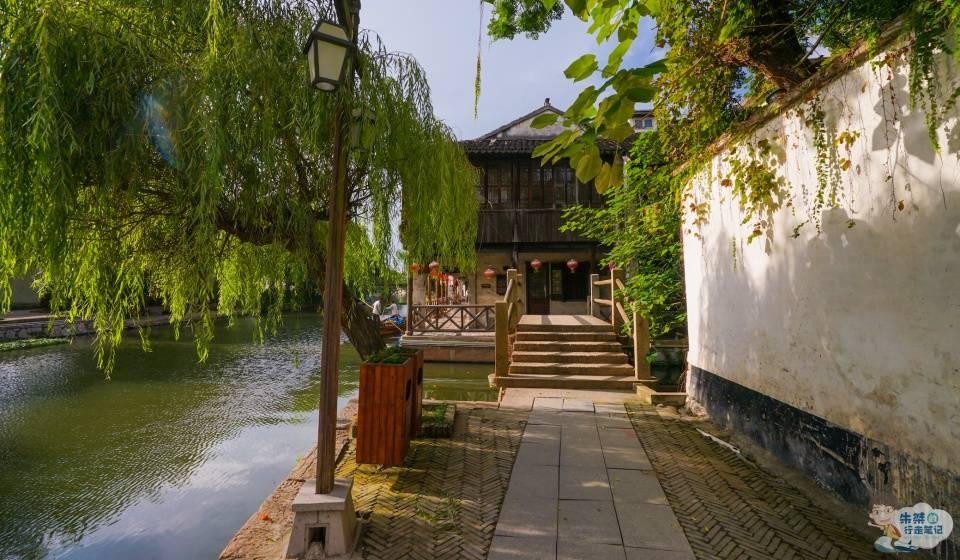 原创             最具江南风情的古镇,不只有江南水乡的神韵,还有两大文化遗产