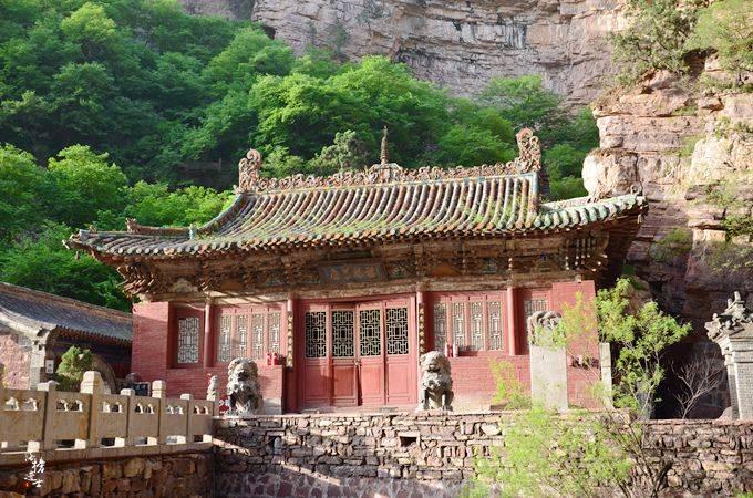 原创             石家庄井陉有三座著名寺庙,其中一座因电影家喻户晓,你去过吗?