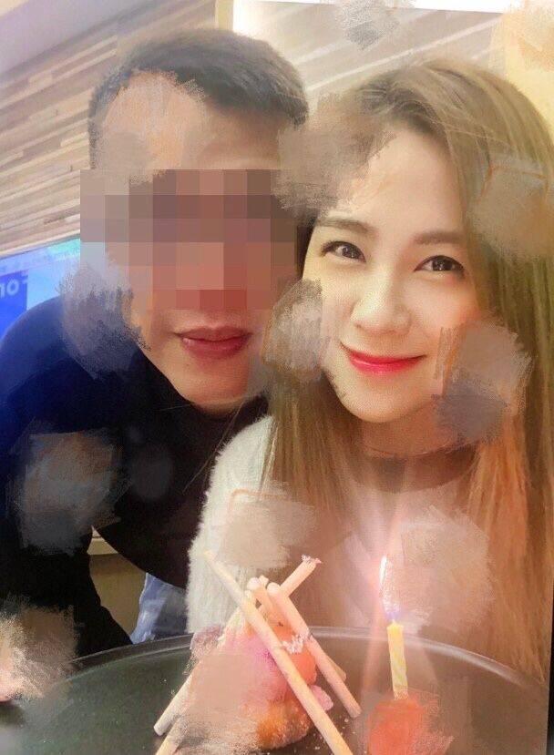 27岁TVB小花走红后绯闻多,被传搭上已婚律师,聊天记录曝光  第7张
