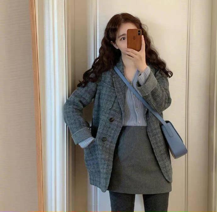 原创             气质温婉又少女感的时尚穿搭,每一套都是经典,可以安排起来啦