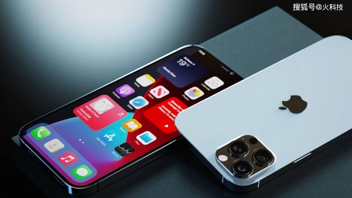 原创             回归正常工作第一天:iPhone 12S就开始露出峥嵘!