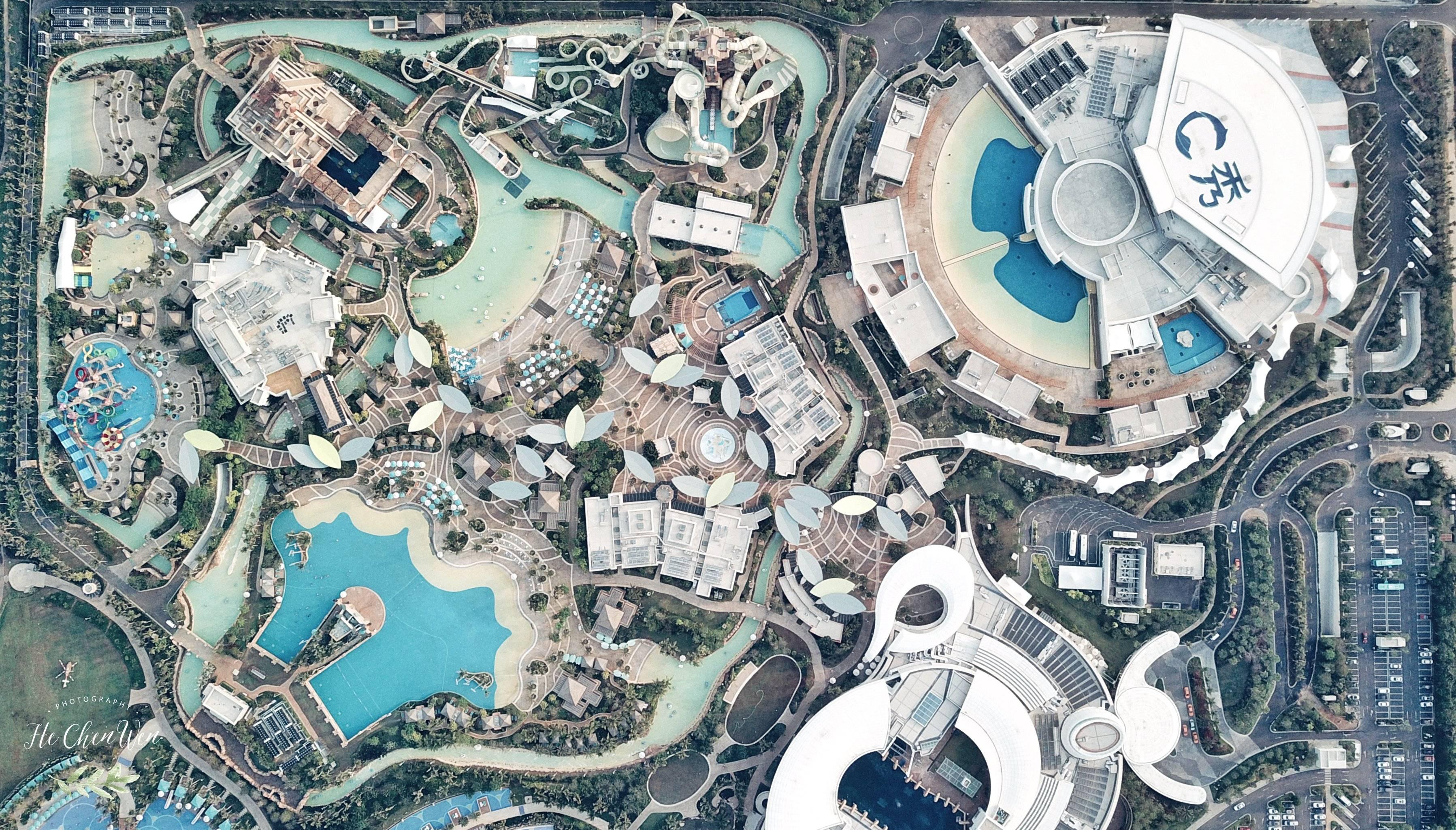 国内首家七星级酒店,探秘亚特兰蒂斯古城的秘密,体验人鱼传说
