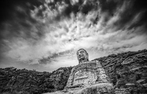 湮没于历史600年的蒙山大佛是怎样被发现的?  第5张