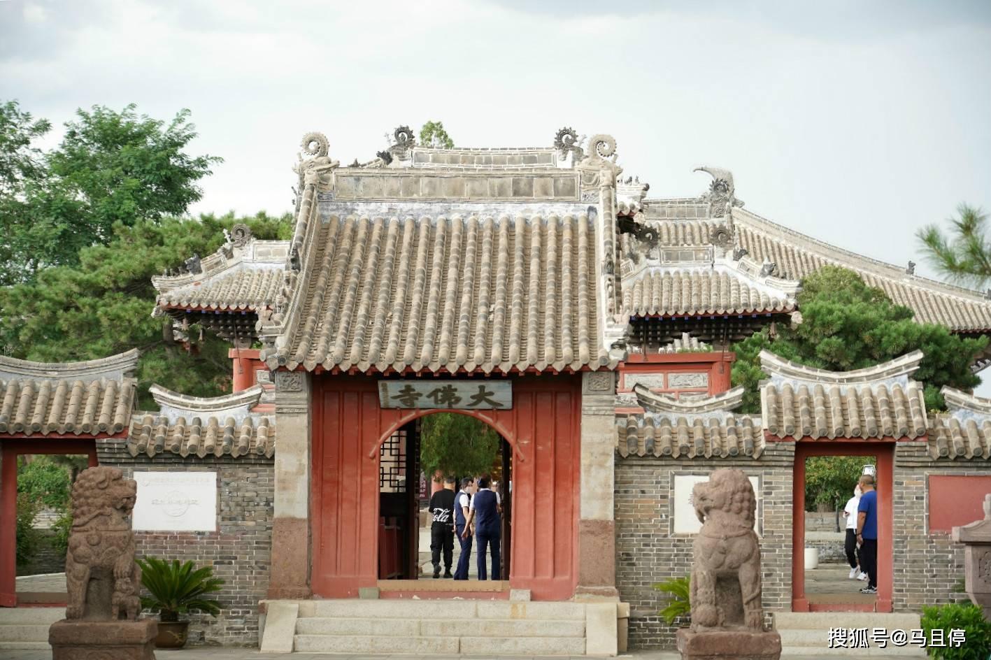 辽宁不起眼的小县,却见证着辽王朝的辉煌,还可看到中国第一佛殿  第6张