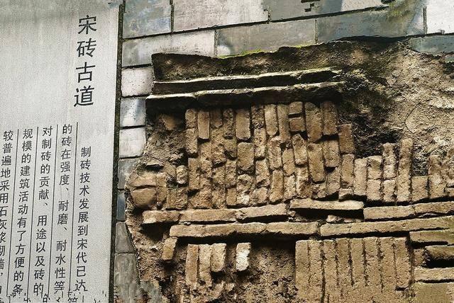 原创             成都宽窄巷的旧时光 把古老的历史定格在墙上 令人回味无穷