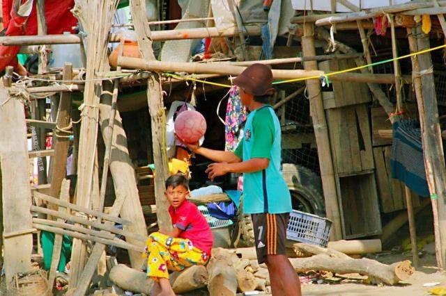 1万人民币兑224万缅甸元,在缅甸能生活多久?答案你可能不信