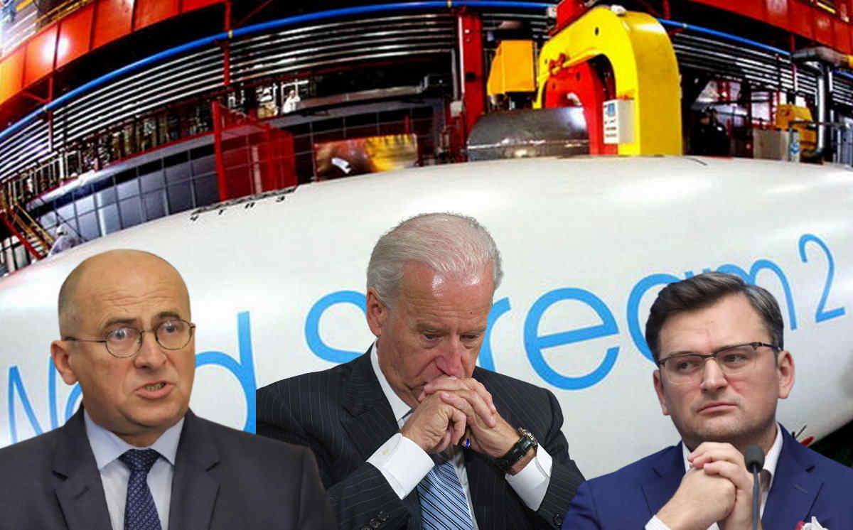 乌克兰、波兰希望美国出手,阻止俄罗斯和德国的能源合作