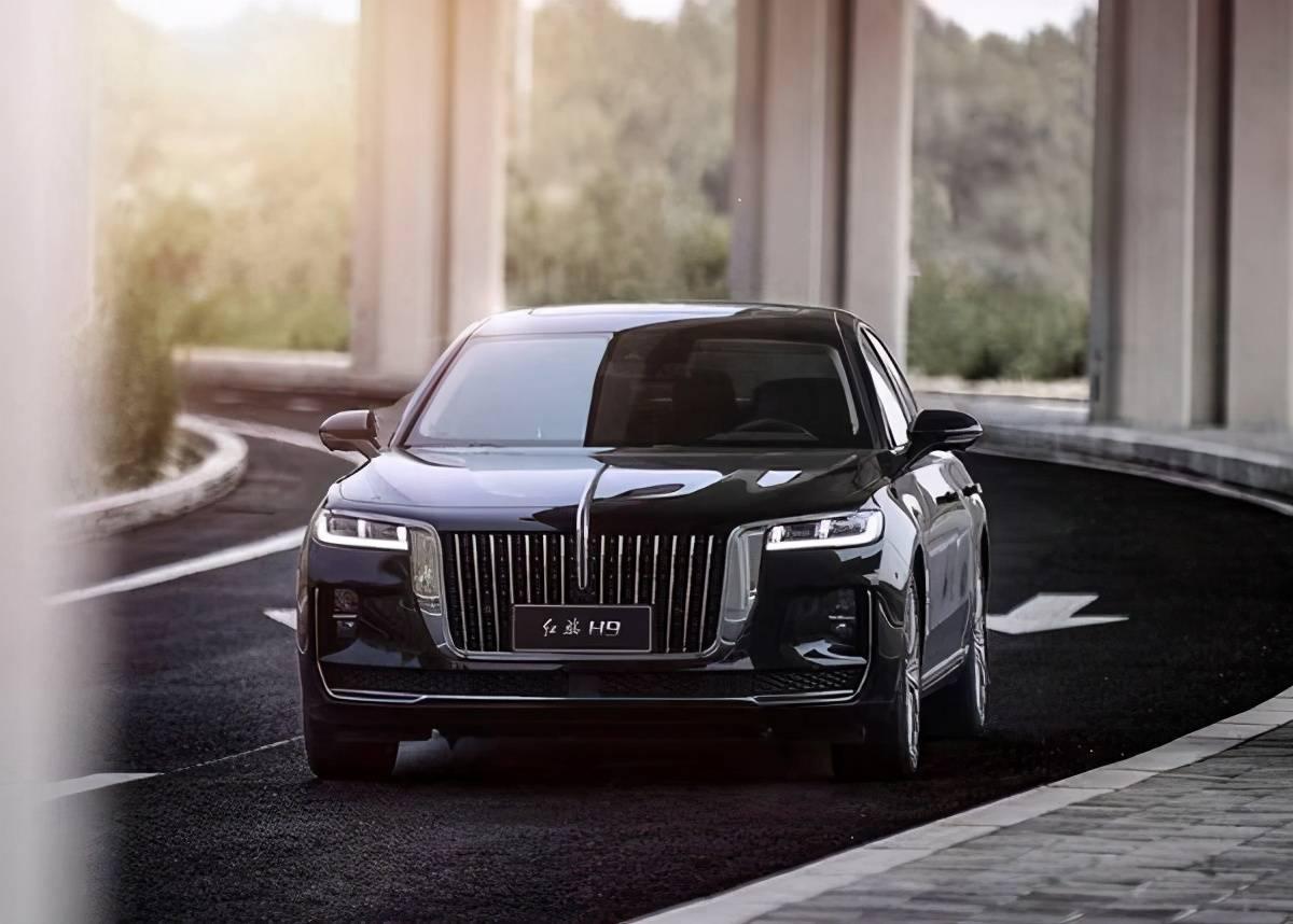 原装两款自主品牌高端中大型车,内外豪华,实力均衡