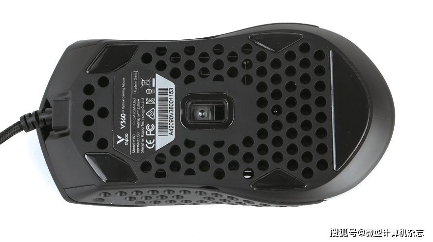 原创             主打低价,各有神通!雷柏VT30游戏鼠标&V360游戏鼠标