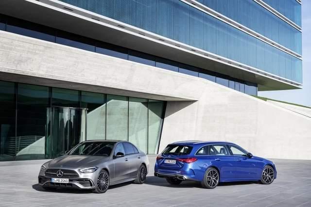 原装全新奔驰c级世界首演,宝马3系和奥迪A4L准备好了吗?