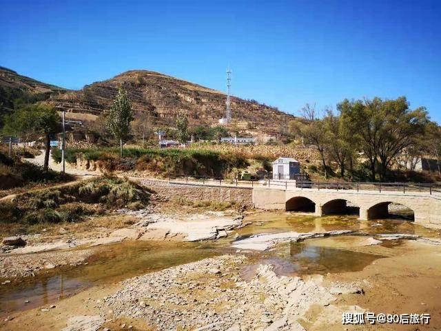 陕西有座古村,《平凡的世界》在此取景,独特窑洞人家实属罕见
