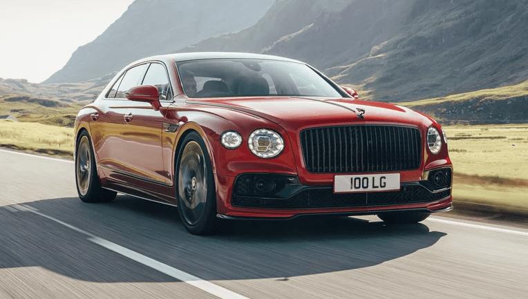 宾利以251.8万元推新的Speeding V8车型