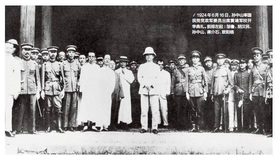 黄埔四期真是人才济济,不仅出了一位军事奇才,还培养出三位悍将