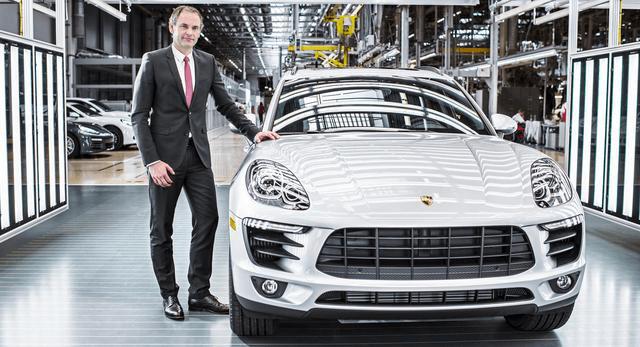 保时捷首席执行官拒绝保时捷的国内生产,并坚持德国生产,以保持品牌溢价能力