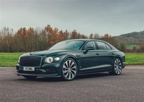 原厂宾利超速V8车型上市售价251.8万元