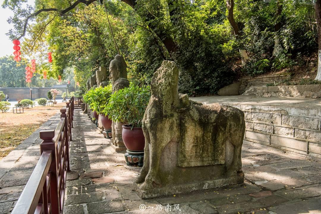 广州有座千年南海神庙,已申报世界遗产,因位置偏僻而游客稀少