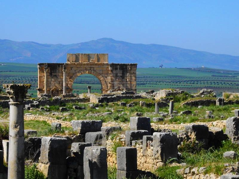 北非曾经有座欧洲城