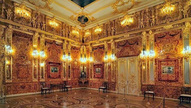 """世界一座""""奢华""""宫殿,用100公斤黄金建造,一个房间值44.7亿"""