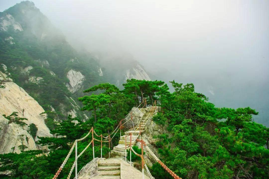 湖北一处旅游摄影基地,被打造成世界地质公园,是4A级景区