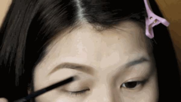 原创             方脸女孩天生气质?错了,选对发型、饰品、妆容修饰后才有超模感