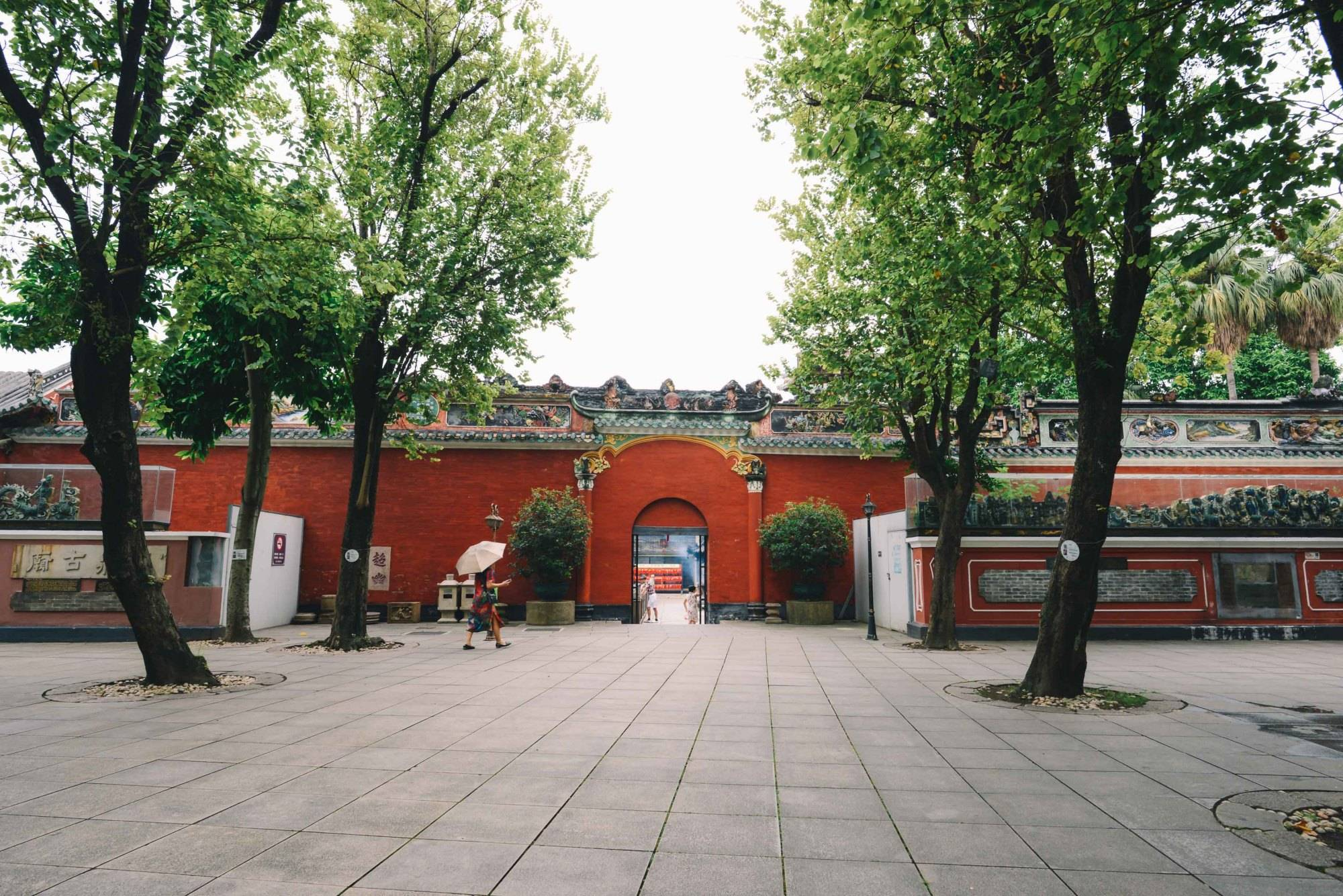 藏在广东的祖庙,东方民间艺术行宫,凭借岭南文化精粹实力出圈