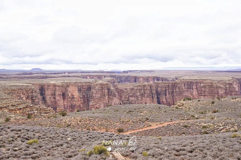 壮观宏伟的美国大峡谷,东侧尽头是如此模样,自然的力量很神奇
