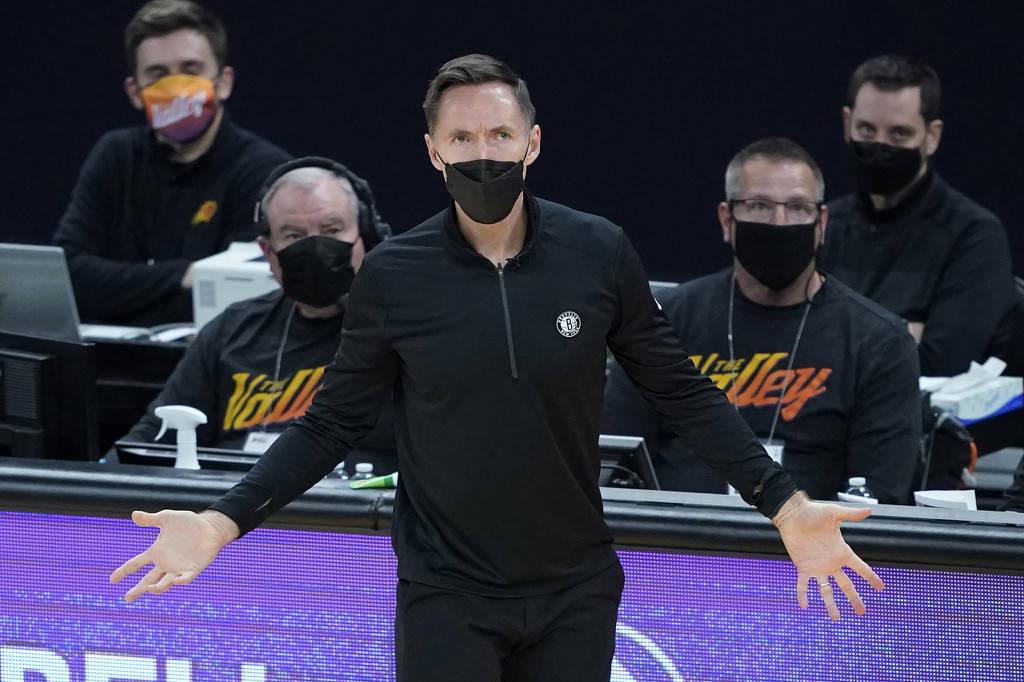 原创             月最佳教练:纳什率篮网复兴 斯奈德生涯第三次