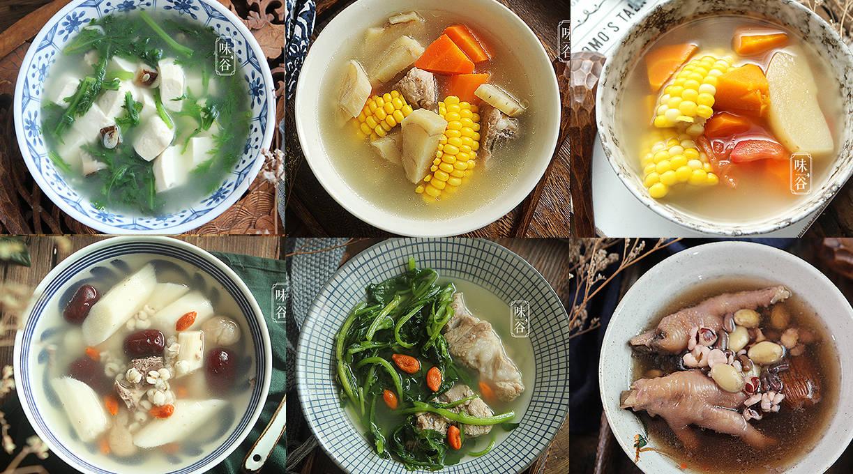 明日惊蛰,这6道汤多给家人喝,去春燥养脾胃,顺应时节营养足
