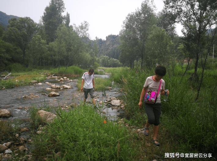 密云清水河 徒步、露营野餐绝佳之地!
