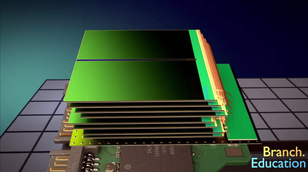 SSD如何工作?如何在一角钱大小的微芯片中容纳3周电视?